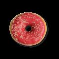 Donut-fragola