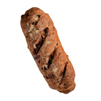 Cinnamon raisin walnut