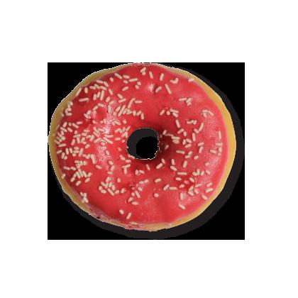 Donut fragola
