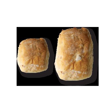 Moratino con pancetta e patata